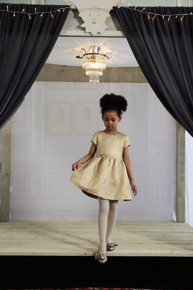 kids casual dress photo - 1