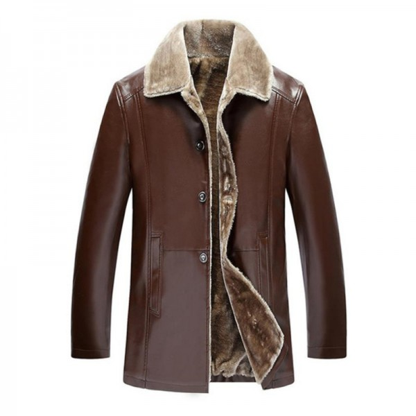 leather jackets business casual photo - 1