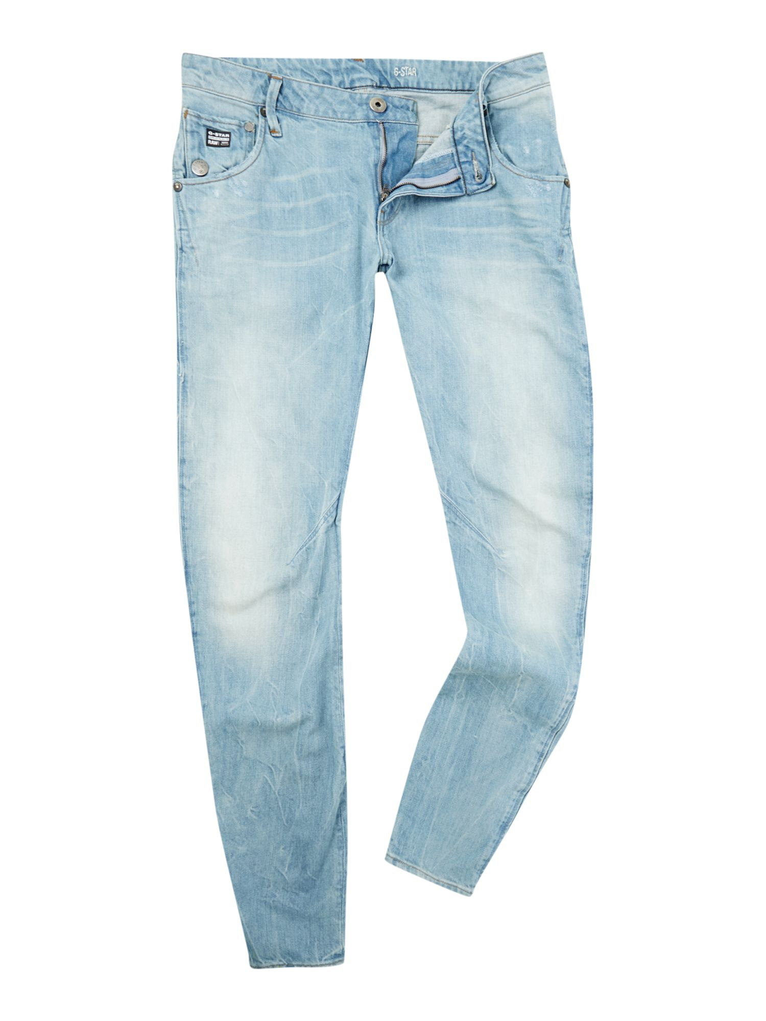 light wash jeans mens style photo - 1