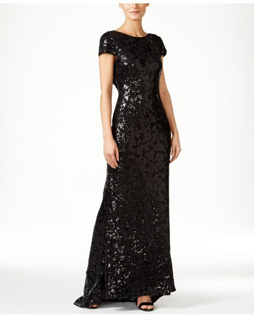 macys evening dresses photo - 1