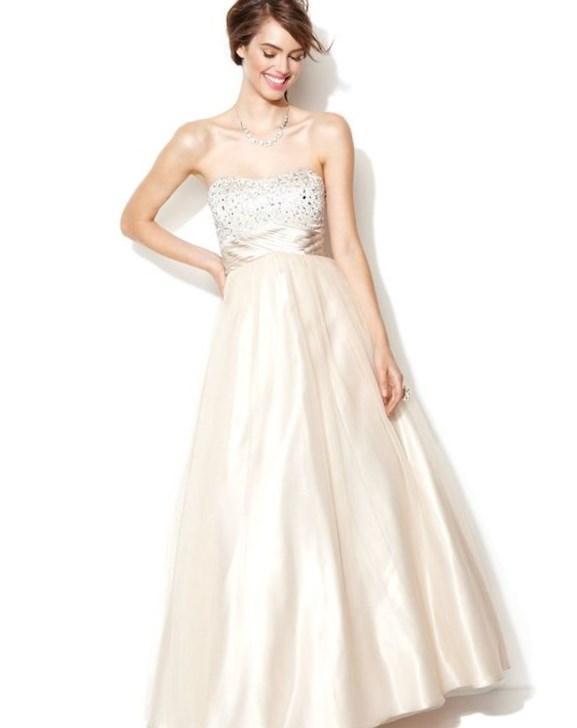 macys formal dresses photo - 1