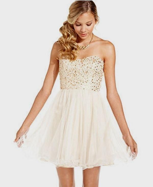 macys junior dresses photo - 1