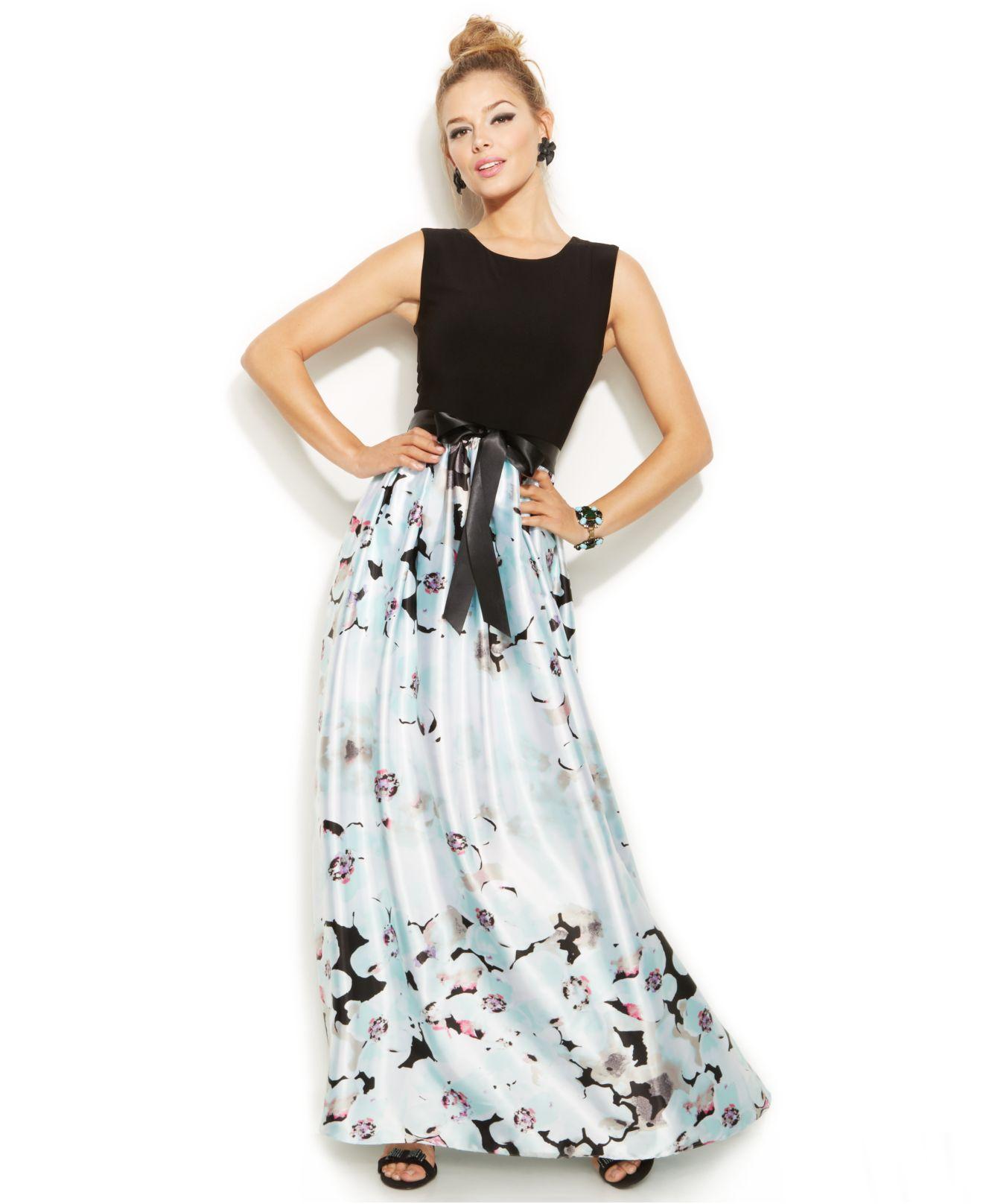 macys plus size prom dresses photo - 1
