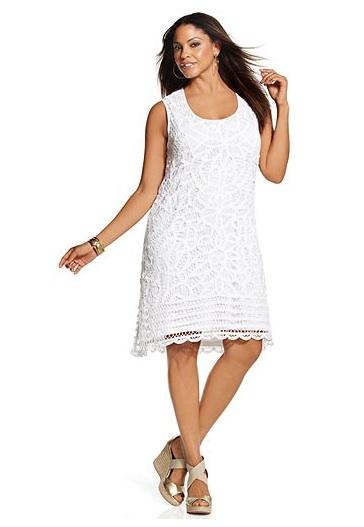 macys womens plus size dresses photo - 1