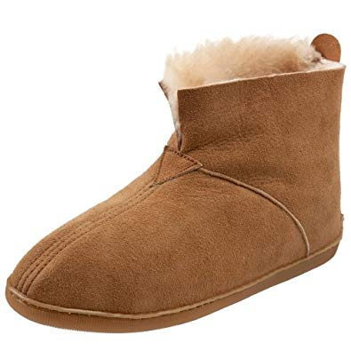 mens bootie style slippers photo - 1