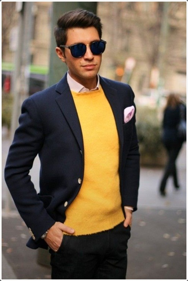 mens business casual hairstyles photo - 1