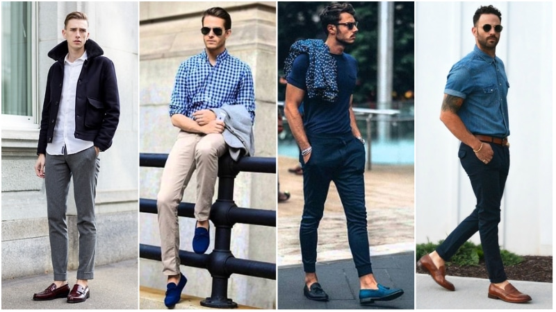 mens business casual style photo - 1