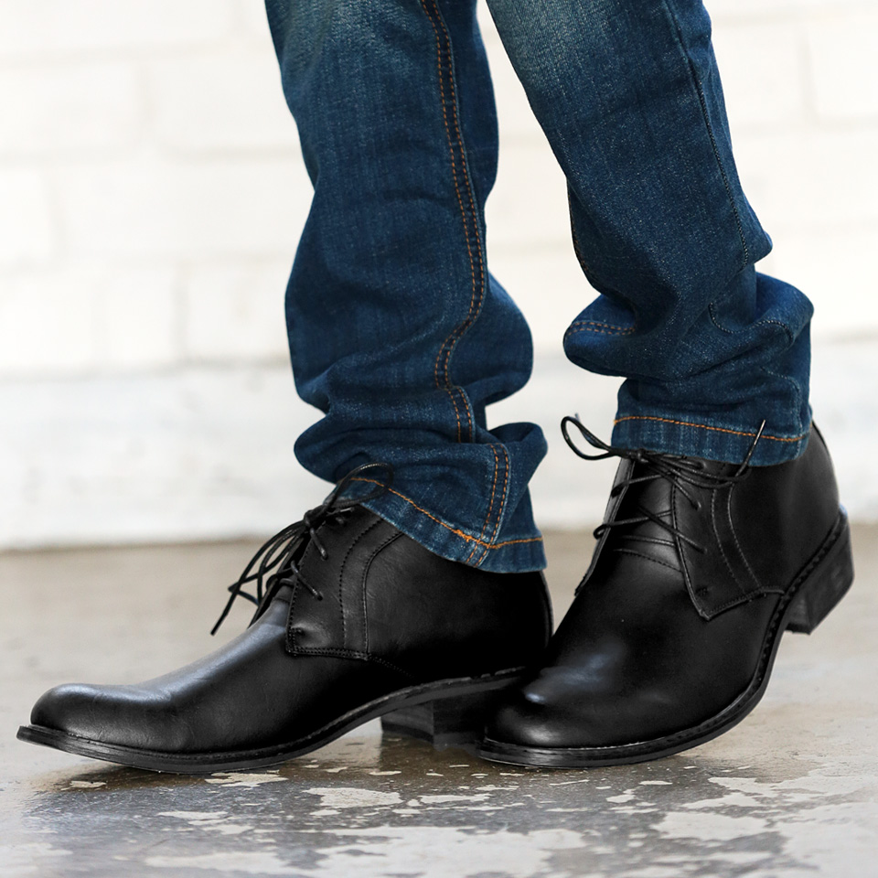 mens casual dress shoes photo - 1