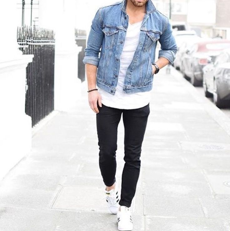 mens casual style photo - 1