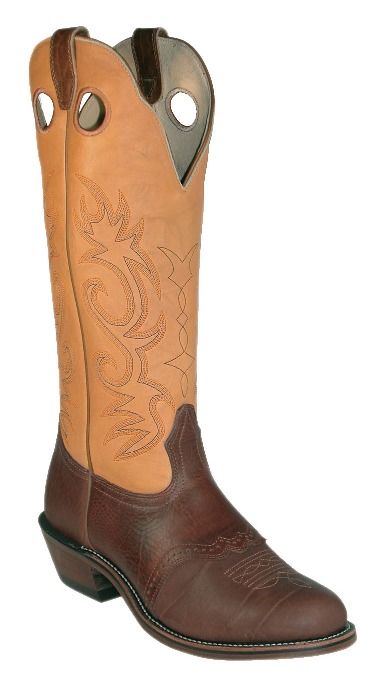 mens cowboy style boots photo - 1