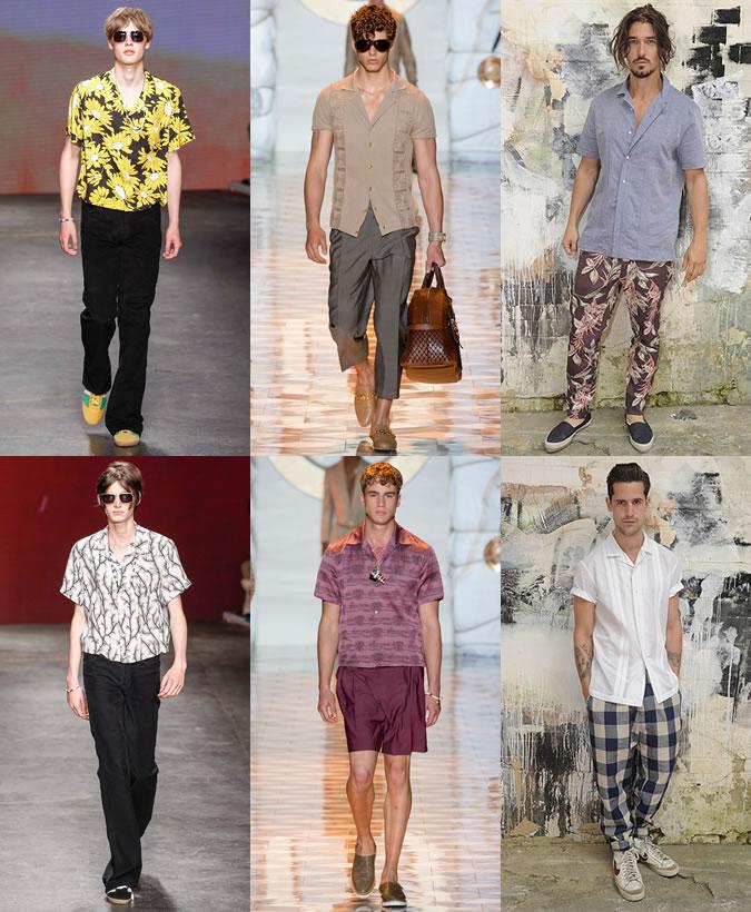 mens cuban style shirts photo - 1