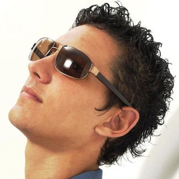 mens curly hair style photo - 1