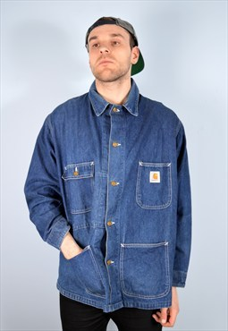 mens denim jacket style guide photo - 1