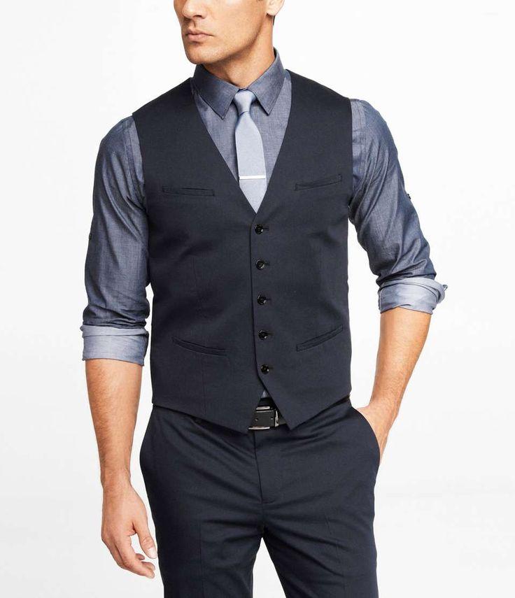 mens dressy casual look photo - 1