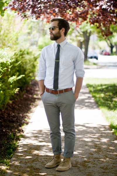 mens fall business casual photo - 1