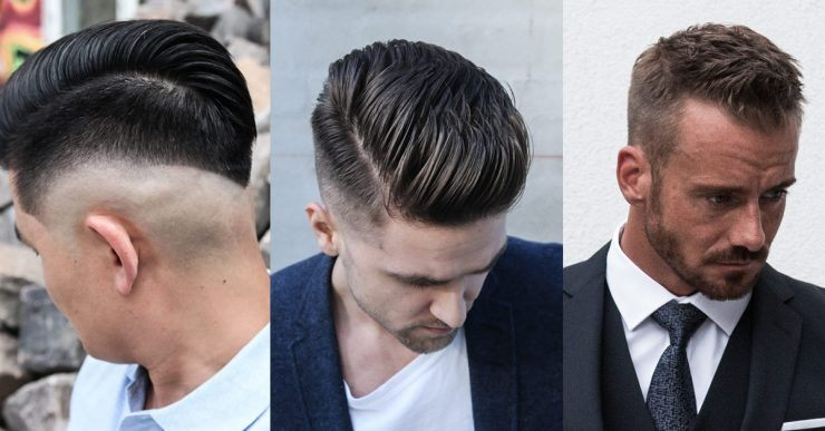 mens hair cutting style photo - 1