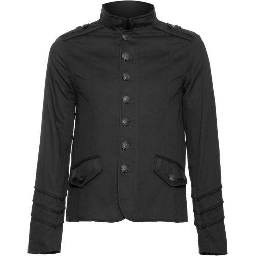 mens jacket military style photo - 1