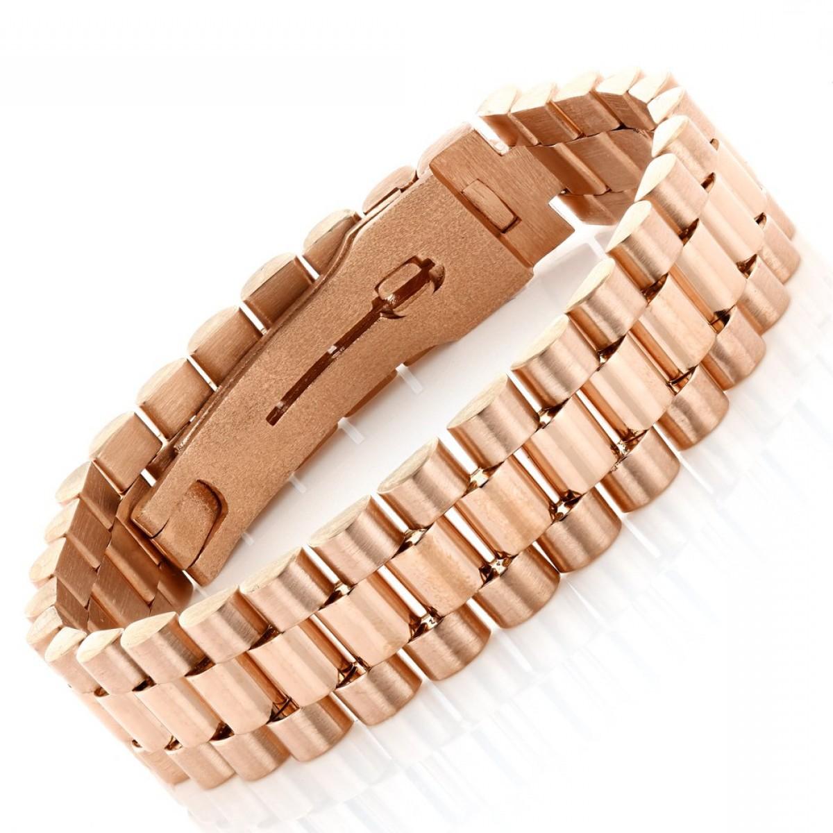 mens rolex style bracelet photo - 1