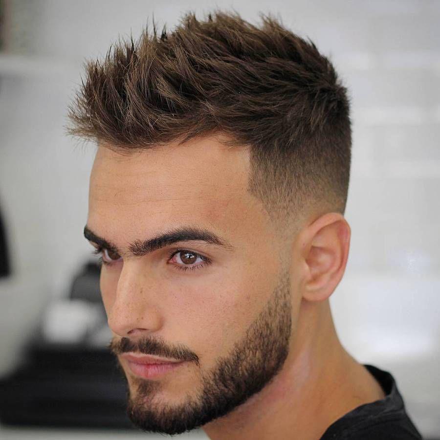 mens short style haircuts photo - 1