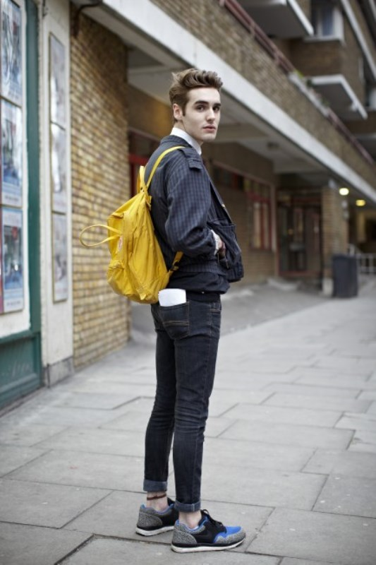 mens skinny jeans style photo - 1