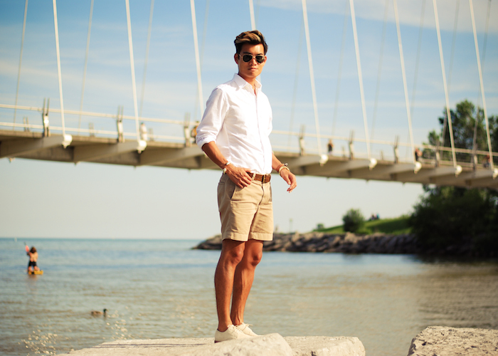 mens smart casual outfit photo - 1