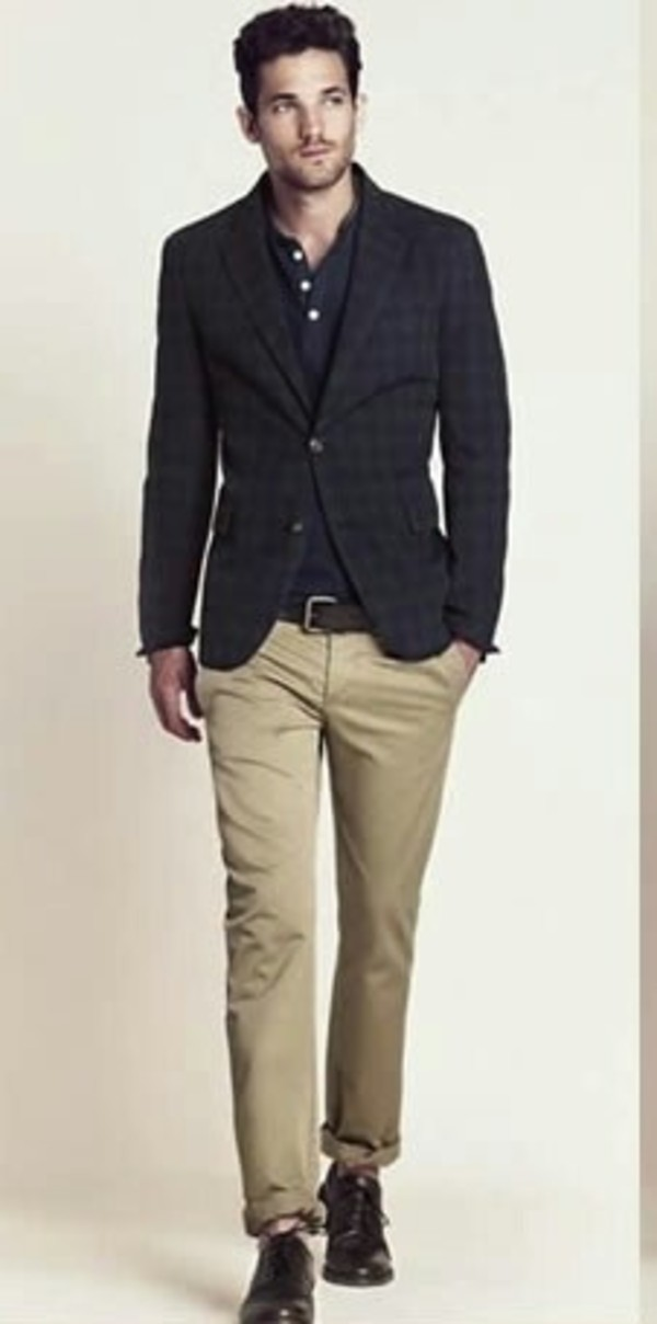 mens smart casual shoes photo - 1