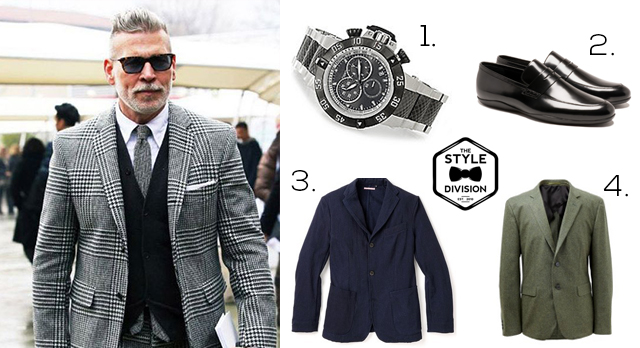 mens style icons photo - 1