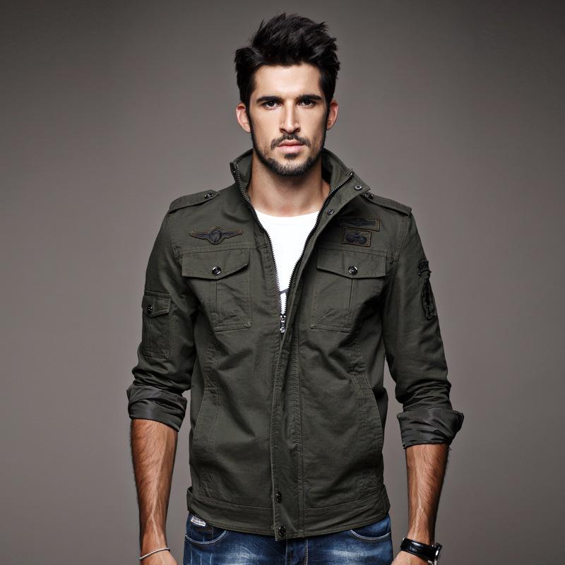 mens style jacket photo - 1