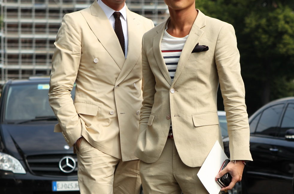 mens suit style guide photo - 1
