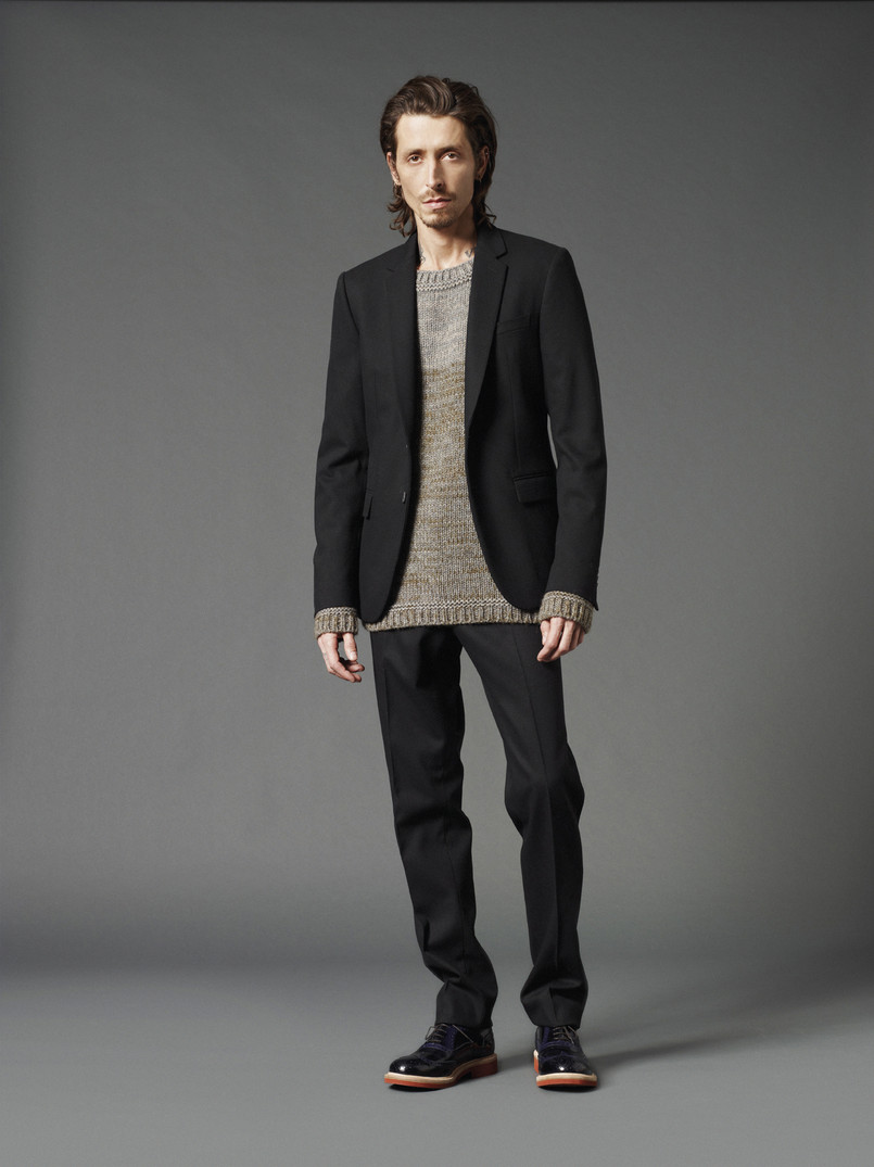 modern style mens clothing photo - 1