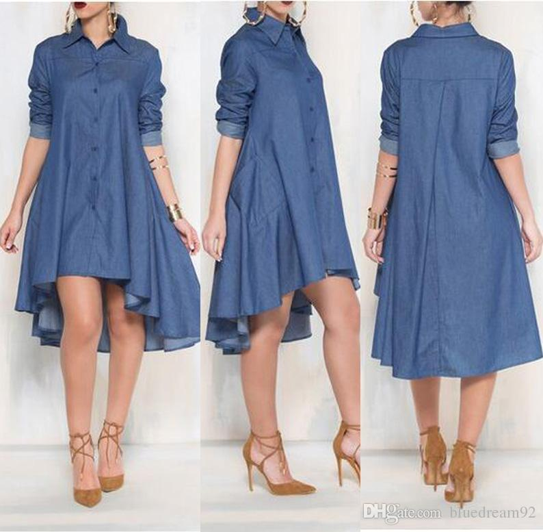 plus size casual dress photo - 1