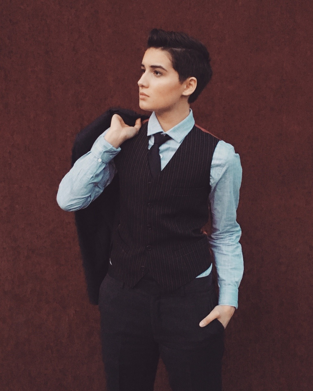 queer business casual photo - 1