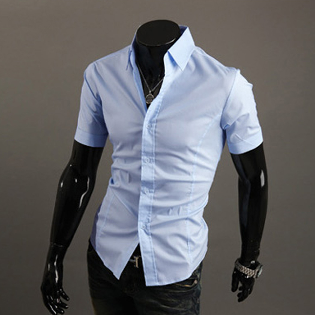 short sleeve business casual photo - 1