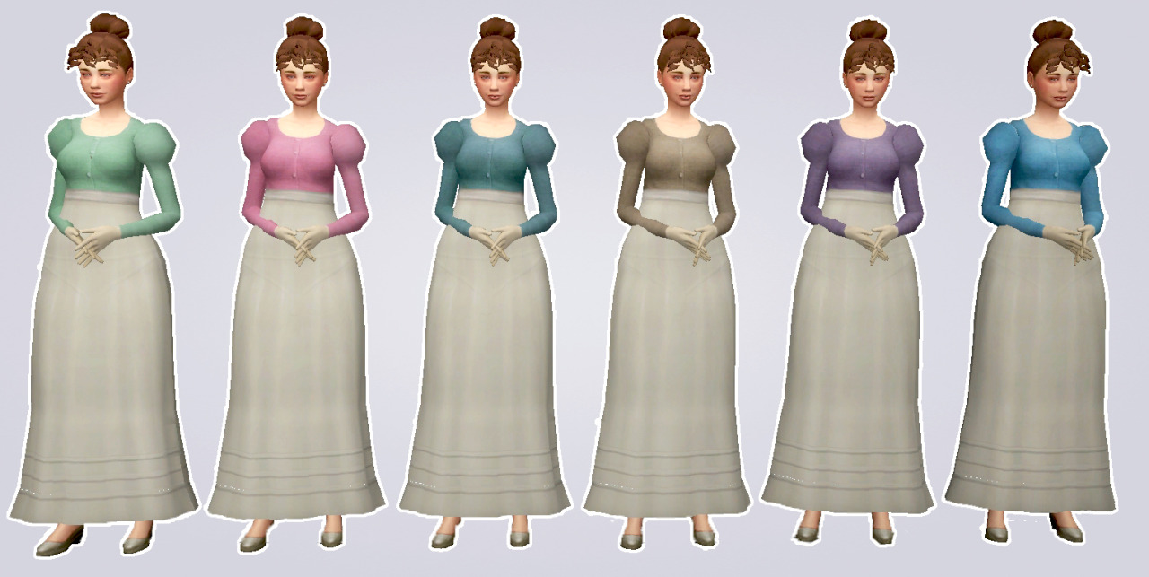 sims 4 casual dress photo - 1