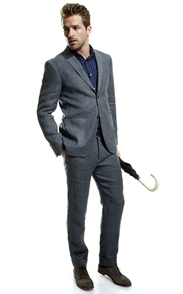 smart casual office wear mens photo - 1