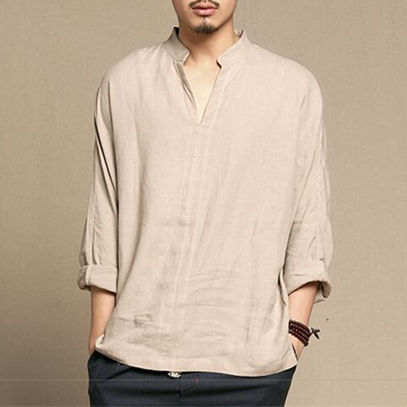 vintage style mens shirts photo - 1