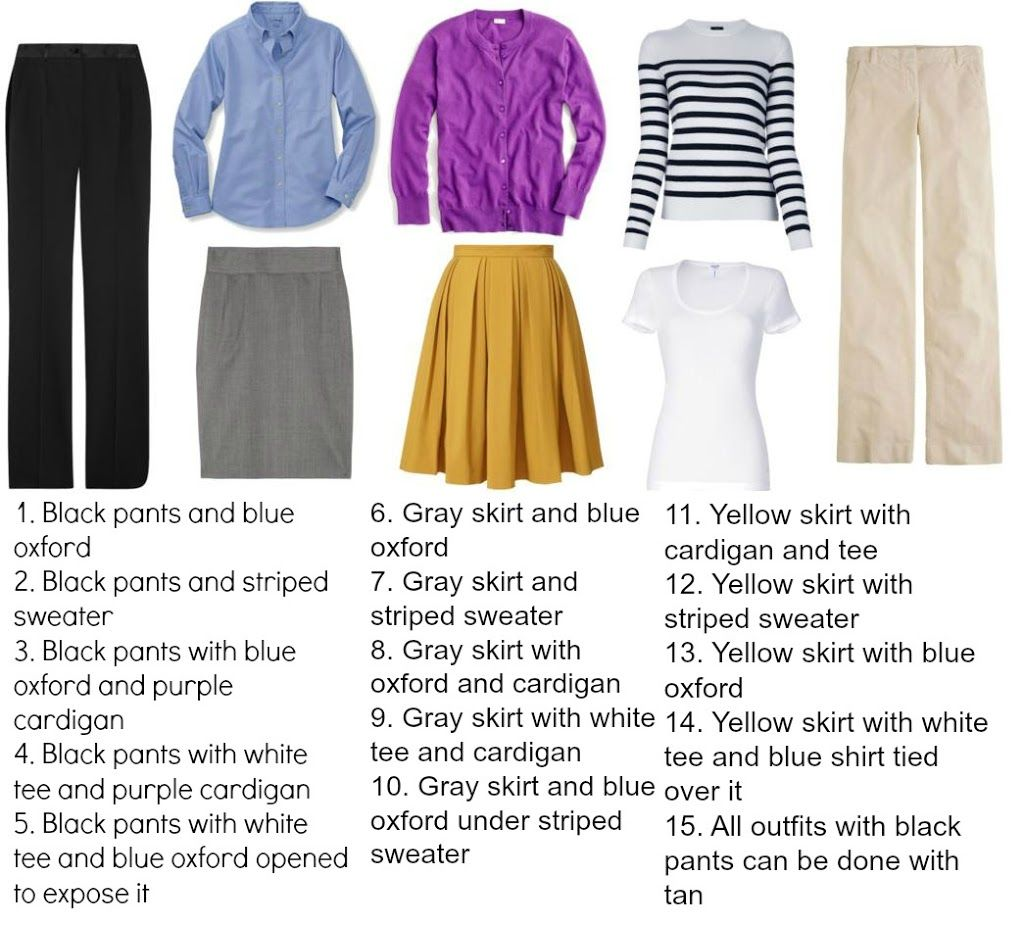 what is business casual for women examples of photo - 1