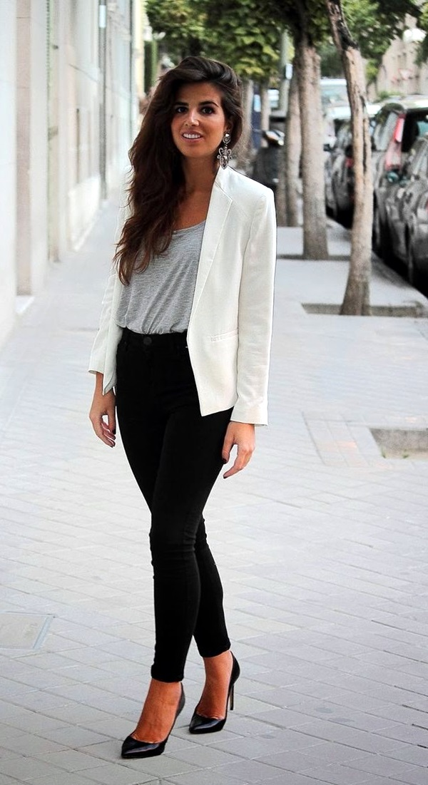 what is casual business attire for a woman photo - 1