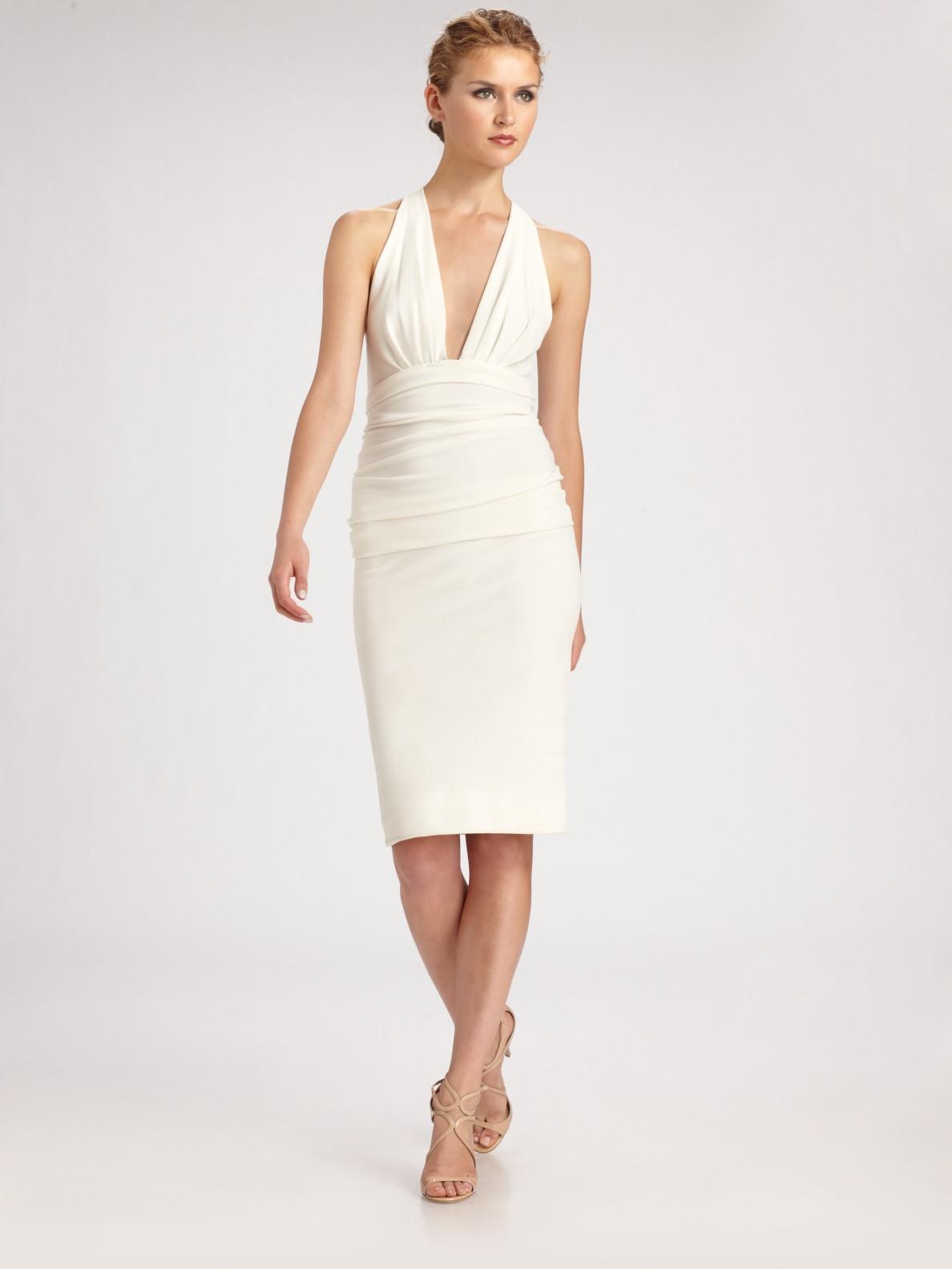 white dresses for women macys photo - 1