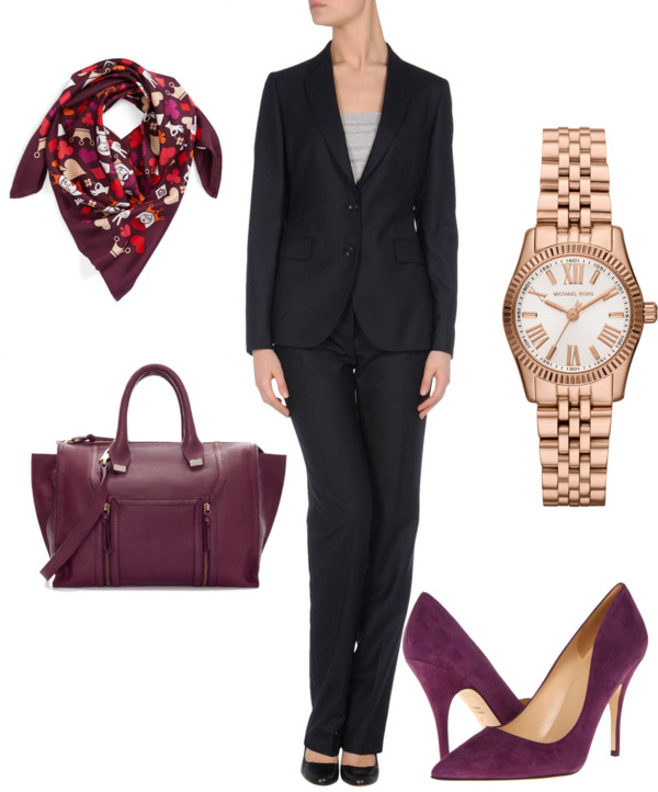 womens business casual outfits photo - 1